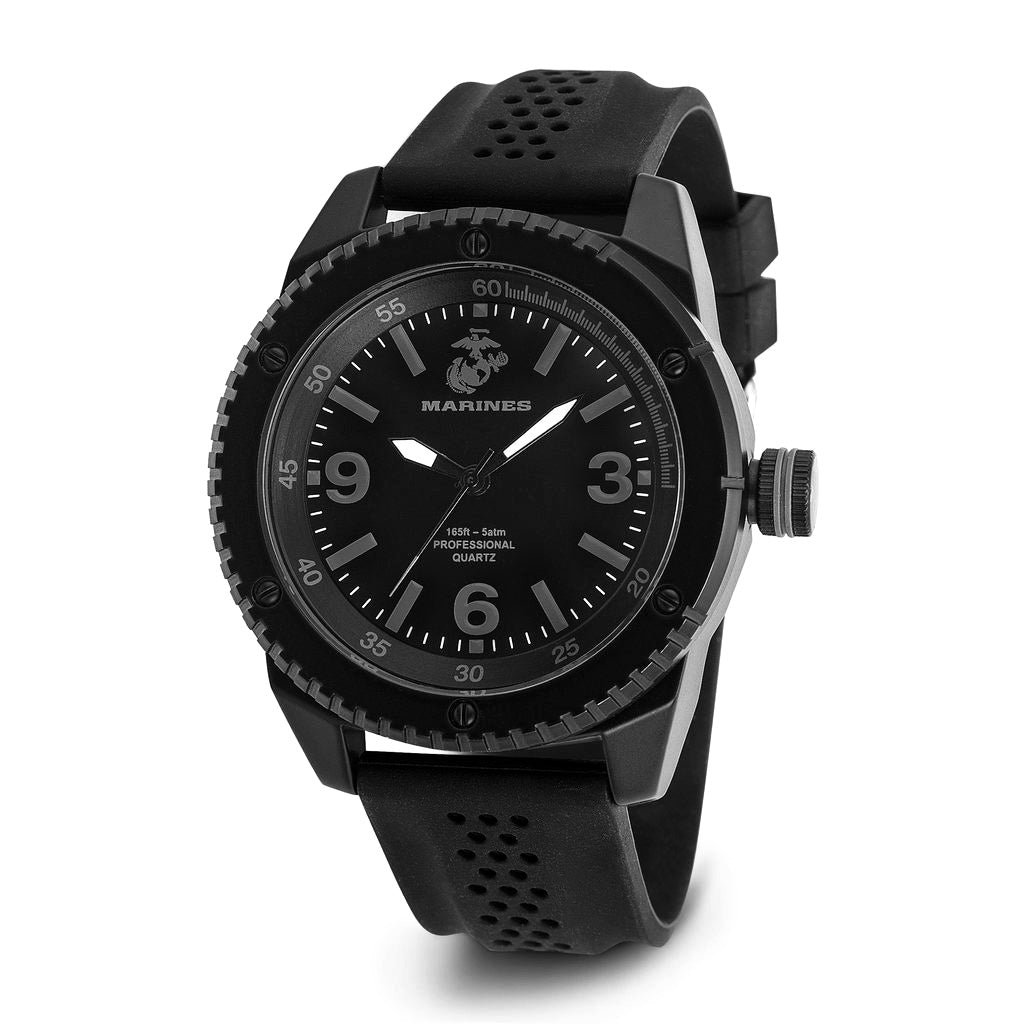 U.S. Marine Corps Stealth C20 | Analog Display Watch