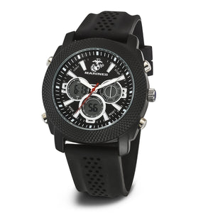 Men's U.S. Marine Corps 37100003 C21 Analog-Digital Display Quartz Multi-function Watch