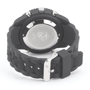 Men's U.S. Marine Corps 37100009 C27 Analog-Digital Display Quartz Multi-function Watch