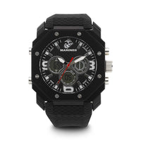 U.S. Marine Corps C28 | Analog-Digital Display Quartz Multi-function Watch
