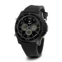 U.S. Army C24 Stealth | Analog-Digital Display Quartz Multi-function Watch