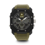 Men's U.S. Army 37200012 C28 Analog-Digital Display Quartz Multi-function Watch