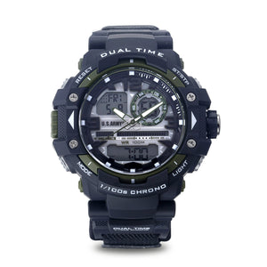 Men's U.S. Army 37200027 C41 Analog-Digital Display Quartz Multi-function Watch