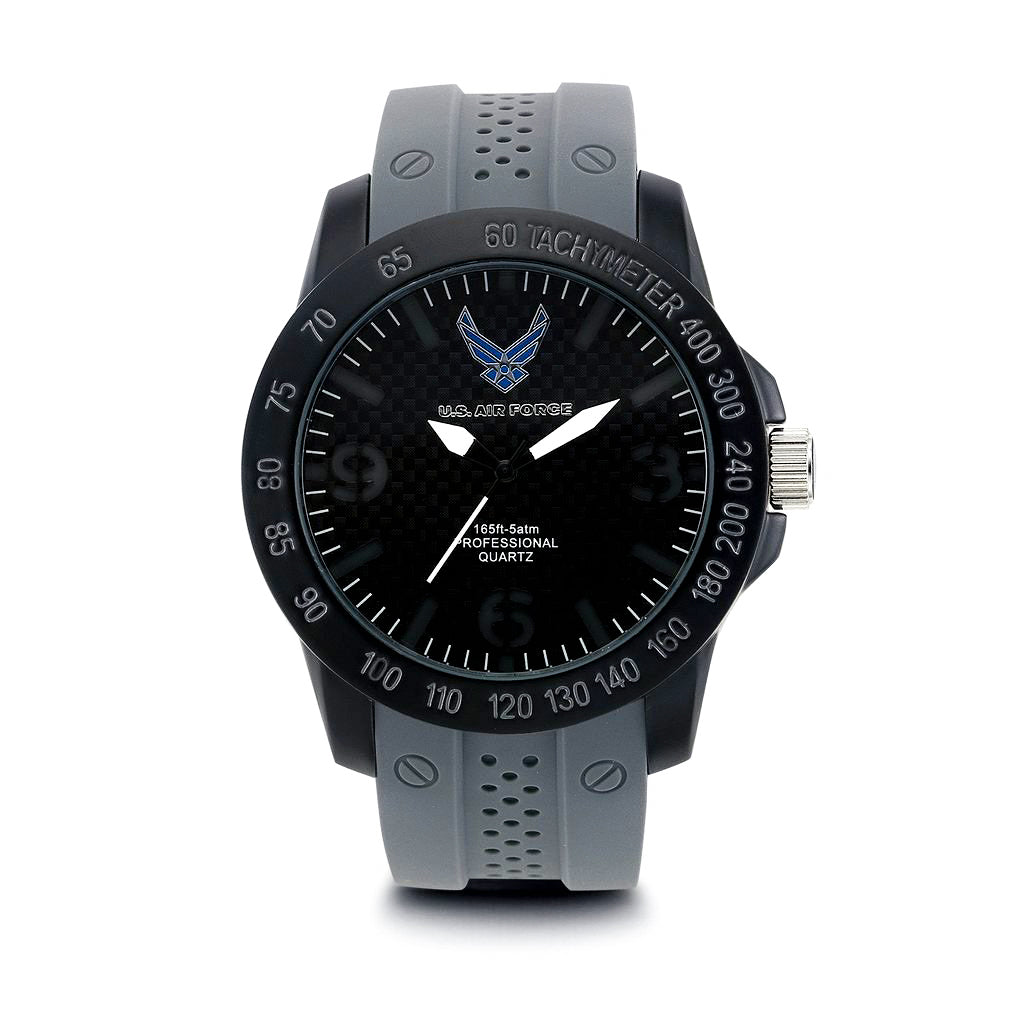 U.S. Air Force C26 | Stealth Analog Pilot's Watch