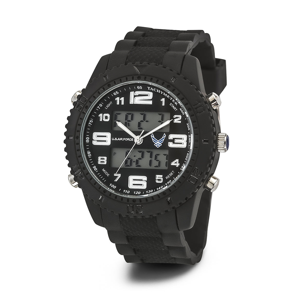 U.S. Air Force C27 | Analog-Digital Display Quartz Multi-function Watch