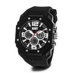 Men's U.S. Navy 37400007 C28 Analog-Digital Display Quartz Multi-function Watch