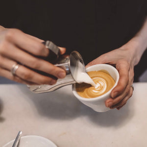 Latte art cursus