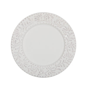 Country Scroll Plate