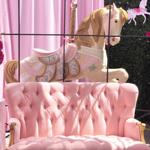 Light Pink Loveseat