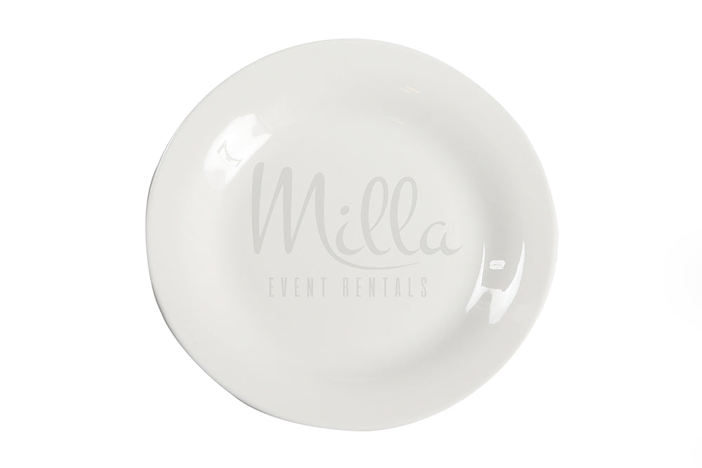 White Plate 5.5