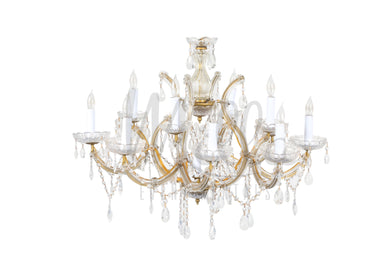 Maria Theresa Chandelier 13 Lights