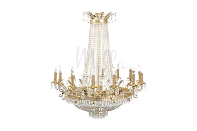 Empire 13 Light Chandelier