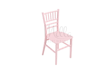 Kid's Pink Chiavari Chair