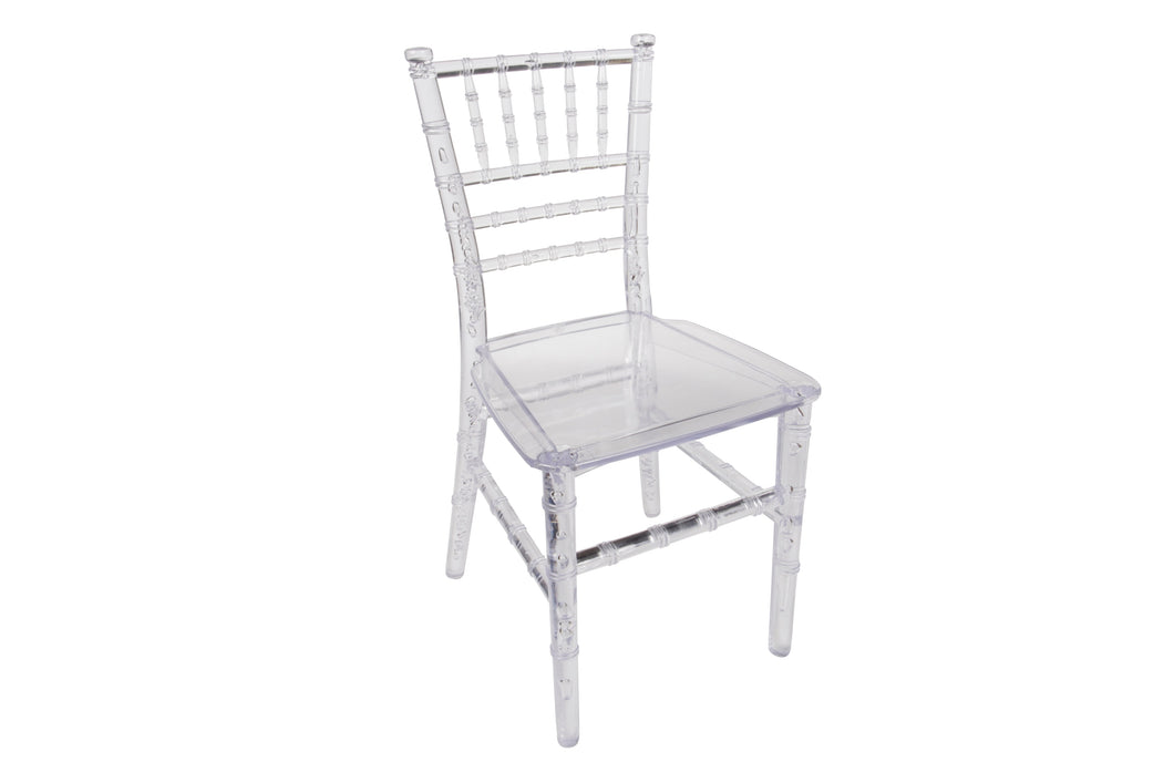 Kid's Clear Chiavari Chair