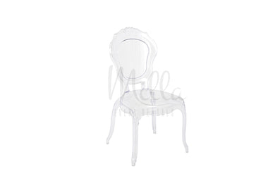 Clear Frost Chair