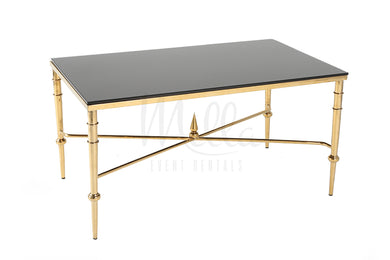 Lia Coffee Table Gold