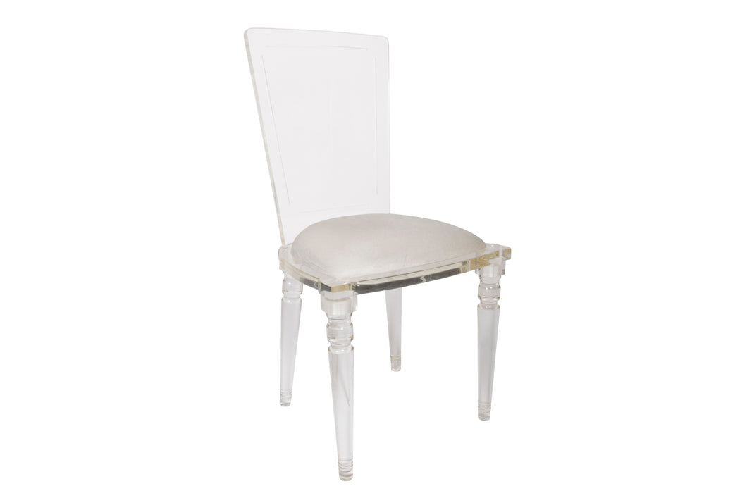 Lincoln Clear Chair