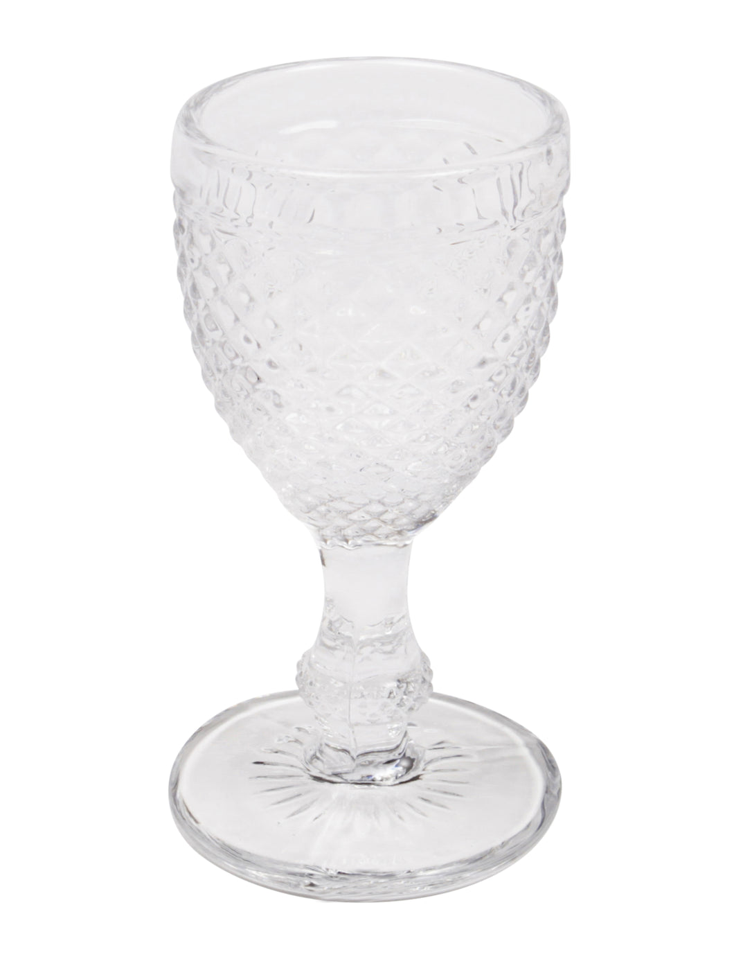 Crystal Shot Glass with Steam