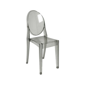 Smokey Ghost Chair