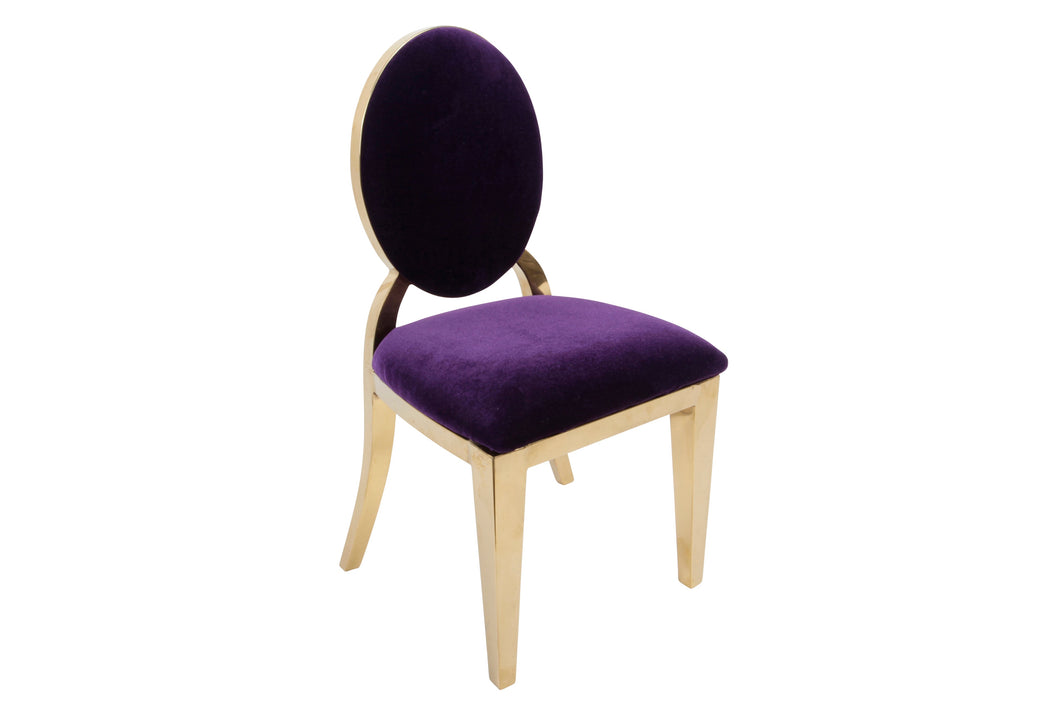Kids Purple Washington Chair
