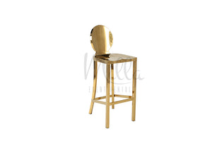 Gold Washington Barstool