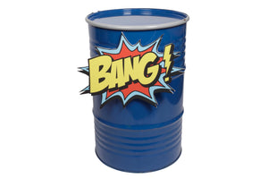 Bang Blue Barrel