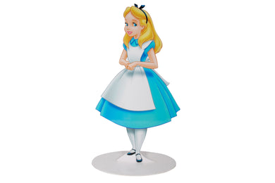 Alice in Wonderland Cut Out 4'