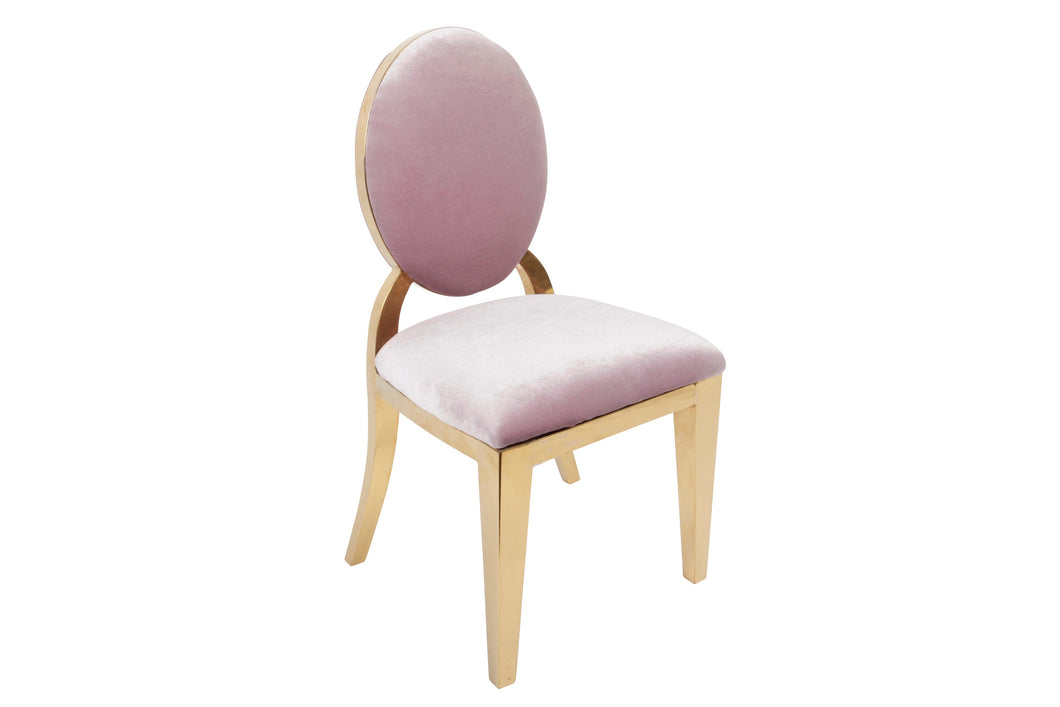 Kids Dusty Rose Washington Chair