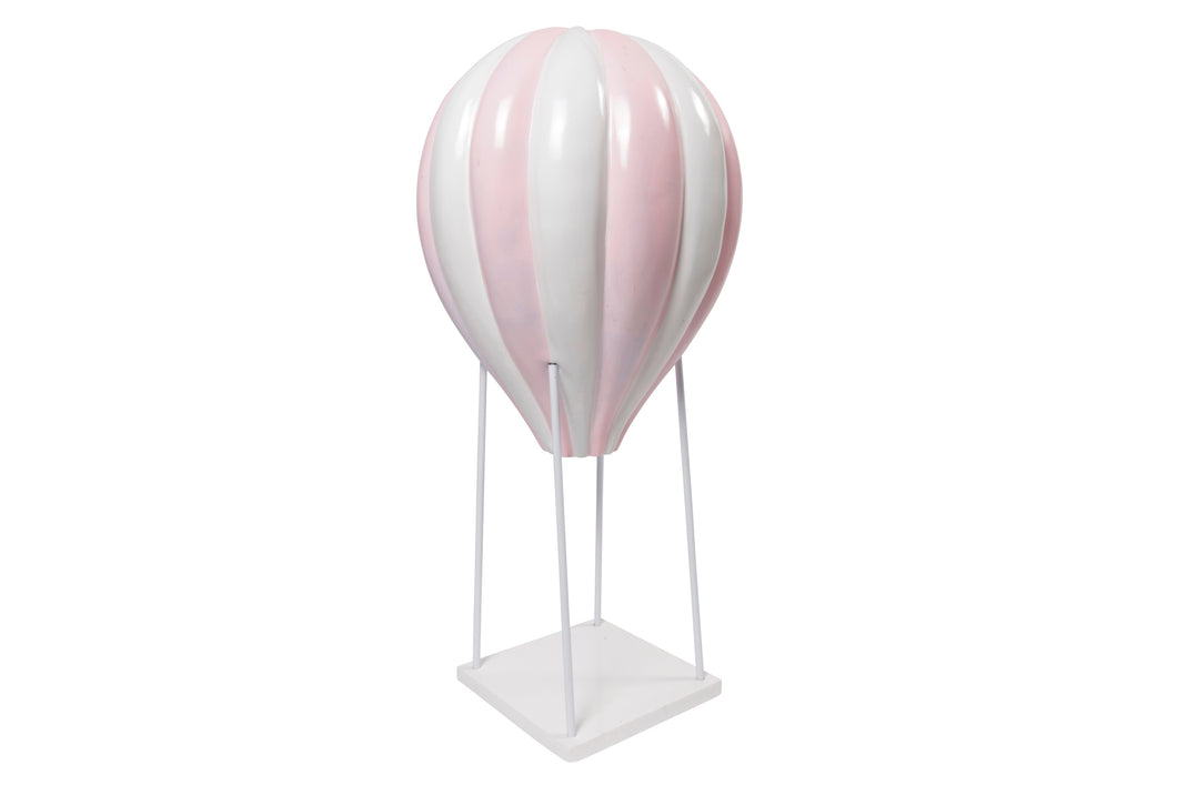 Pink Small Hot Air Balloon