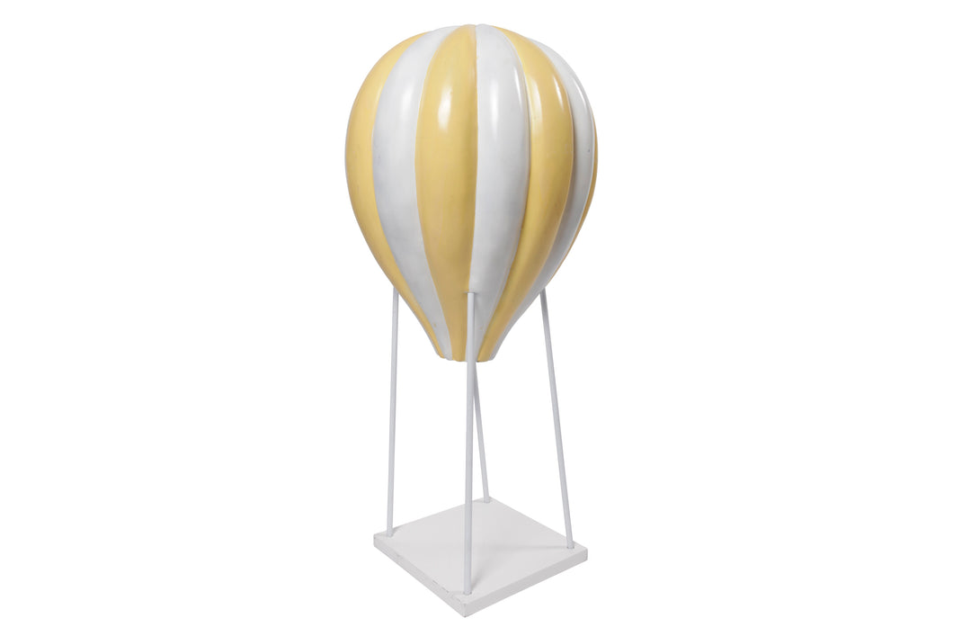 Yellow Small Hot Air Balloon