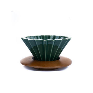 ORIGAMI Dripper Homeground Green