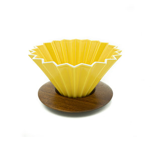 ORIGAMI Dripper Yellow