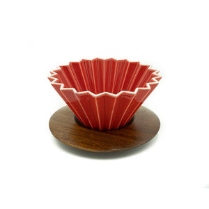 ORIGAMI Dripper Red