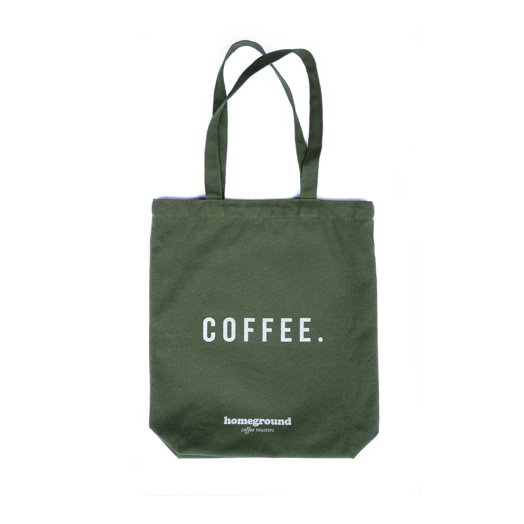 Homeground Tote Bag