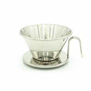 Tsubame Stainless Steel Wave Dripper 185