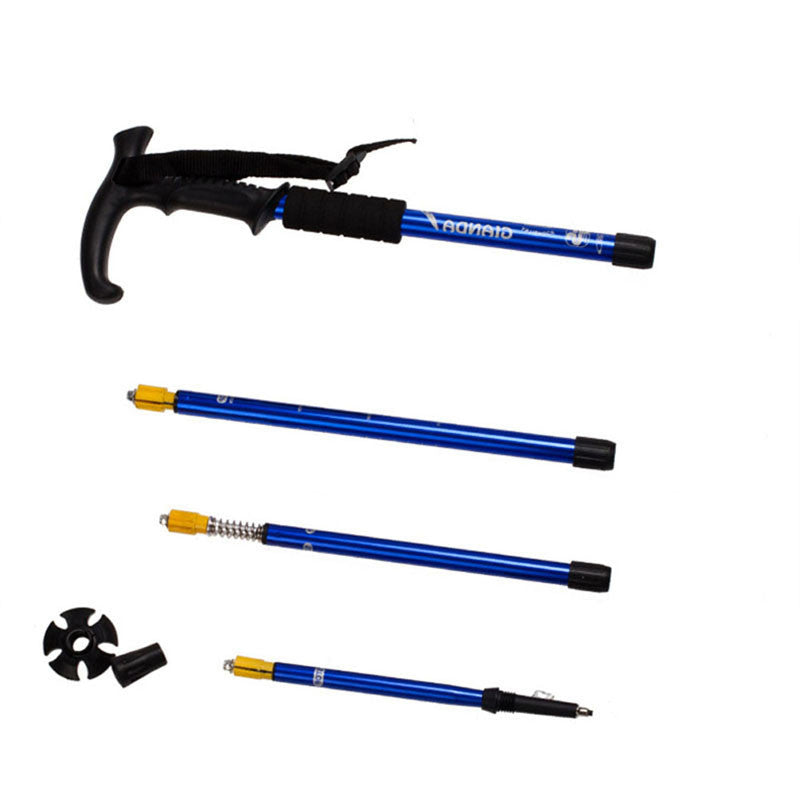 Trail Poles Ultralight  4-section Adjustable Canes