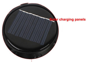 Portable Solar Charger Lantern with USB port Hand Crank Light Lamp