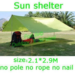 Canopy Tent Shelter