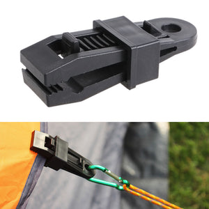 Tents Wind Rope Clamp