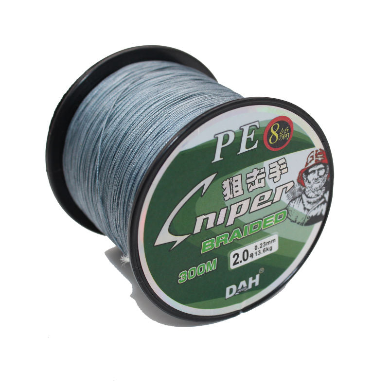 Strands Weaves - Braided Fishing Line