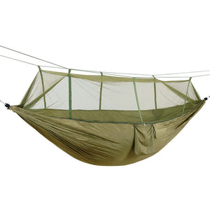Portable Hanging Bed With Mosquito Net