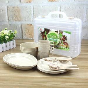 Reusable Kitchen Set