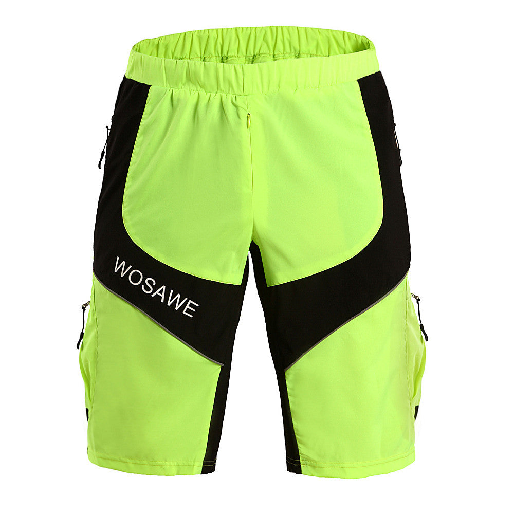 Men's Shorts Downhill MTB Shorts with Padded Gel