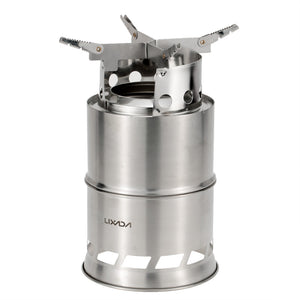 Portable Stainless Steel Stove
