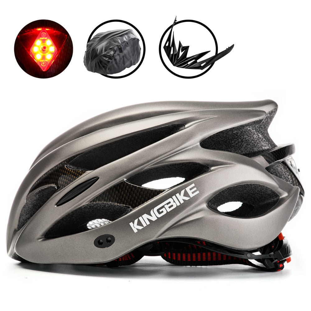 Ultralight Titanium Bicycle Helmet