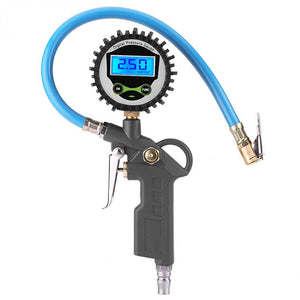 Digital Car Tire Air Pressure Inflator Gauge