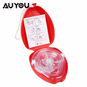 First Aid Masks CPR Resuscitator Mask