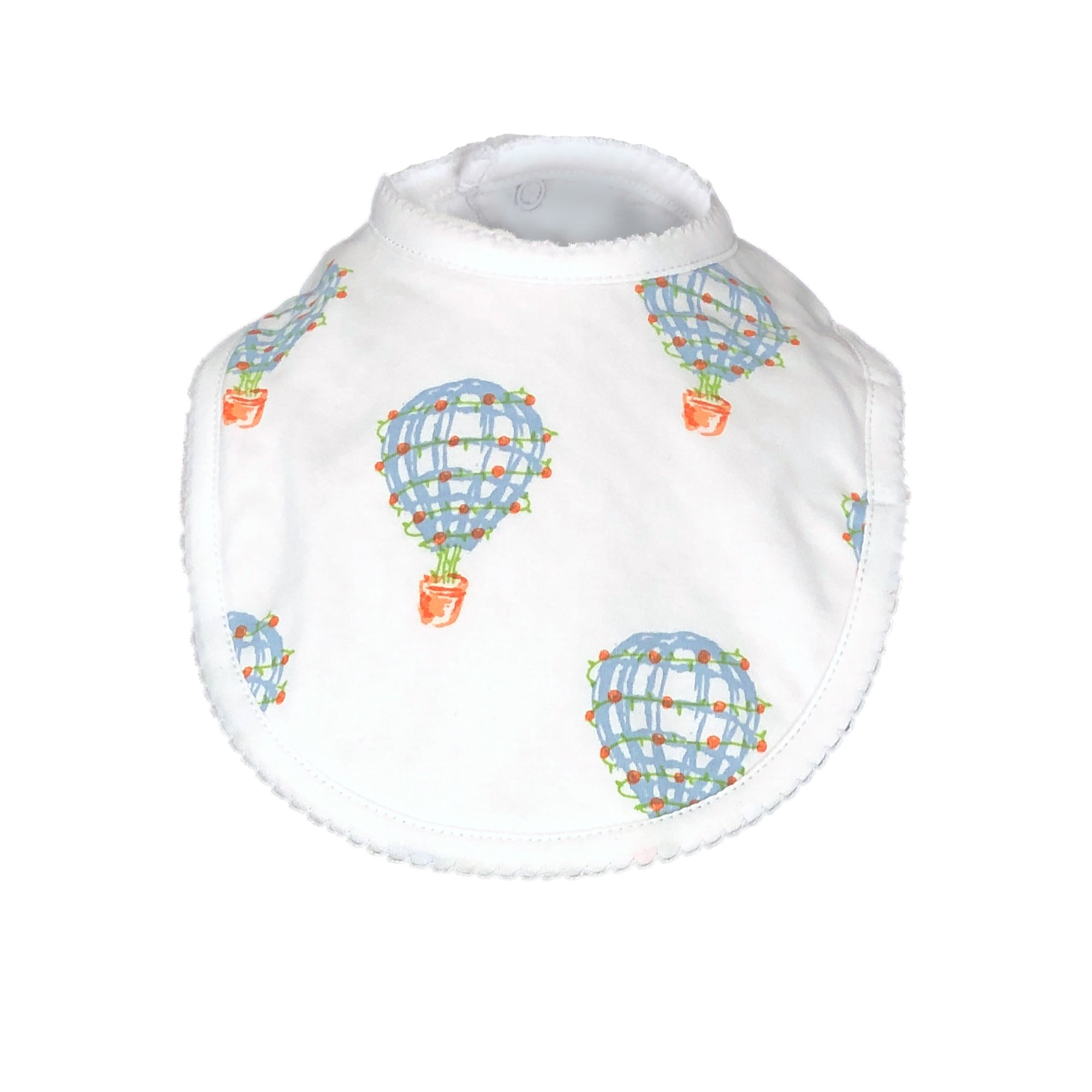 Hot Air Balloon Bib