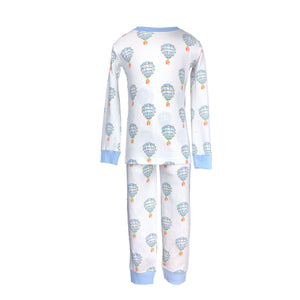 Hot Air Balloon Two Piece Jammie