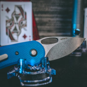 Wichita | Arctic Blue G10